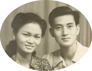 Francisco and Patricia Ong